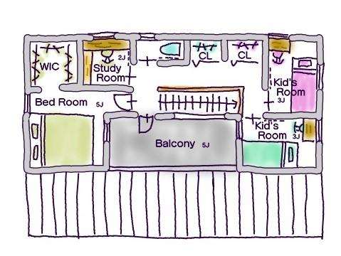 【27.8坪】自然を招き入れた無限リビングの家