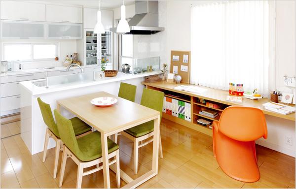フリースペース(引用→育児にやさしいマイホーム計画)