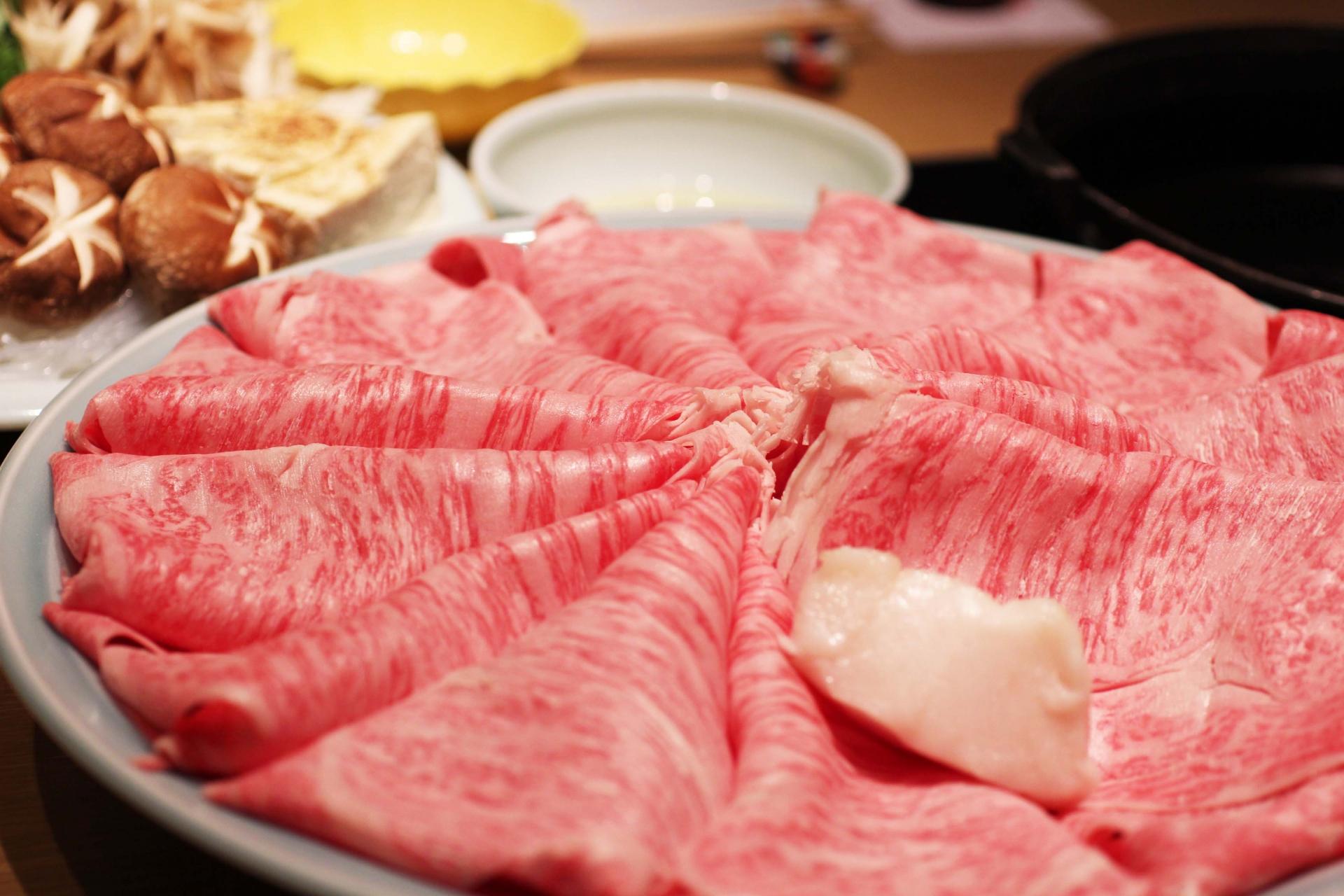 住宅展示場 お肉 キャンペーン