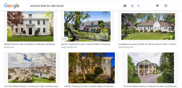 検索:アメリカ 建売住宅