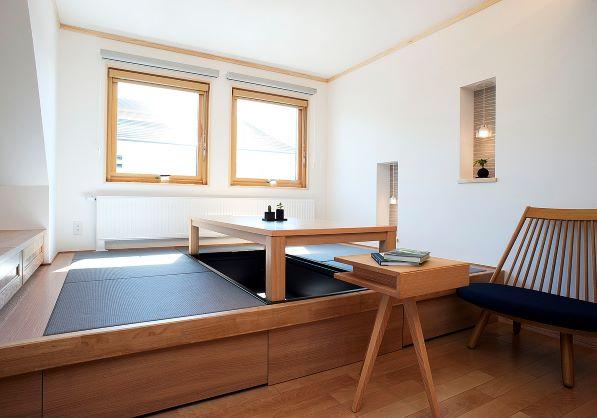 スウェーデンハウス 和室